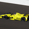 Morning Practice - Indy 500 Pole Day - 18 May '14 :