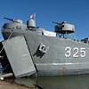 USS LST 325 - Cincnnati Riverfront - 14 Sept. '15 :
